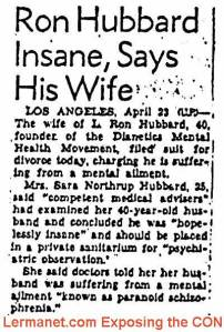 hubbard-insane-says-wife
