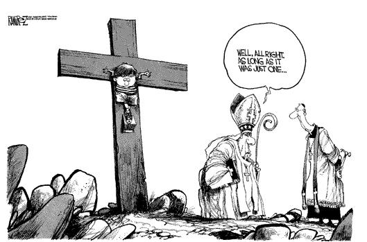Priest rape